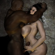 Interracial fantasies