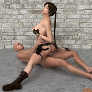 Lara Croft Porn. Part 2