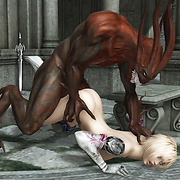 Fucked by monster cocks