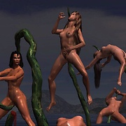 Brutal tentacle aliens porn pictures
