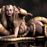 Hot tentacle xxx pics